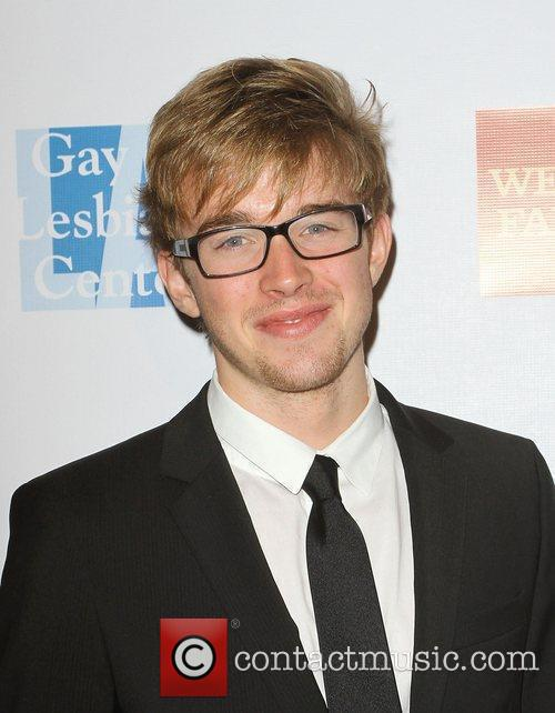 Chandler Massey at the L.A. Gay and Lesbian...