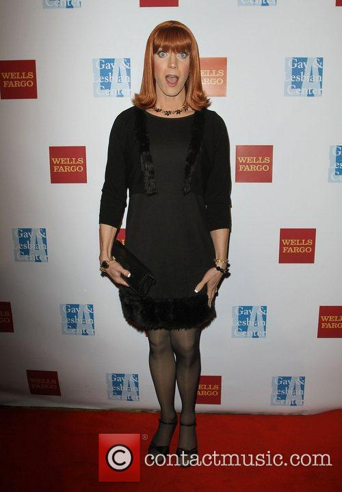 Miss Coco Peru at the L.A. Gay and...
