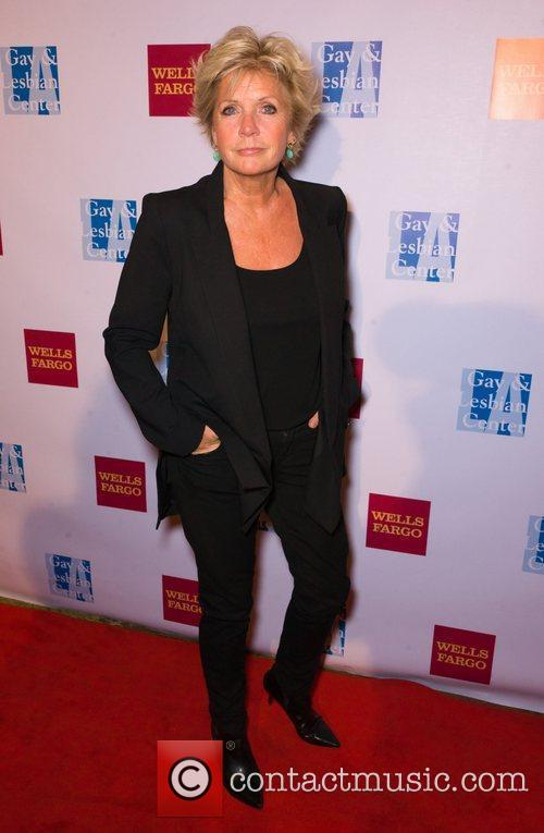 Meredith Baxter L.A. Gay and Lesbian Center's 40th...