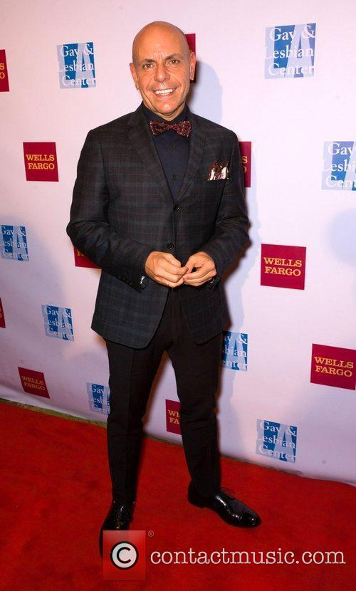 Michael Flutie L.A. Gay and Lesbian Center's 40th...