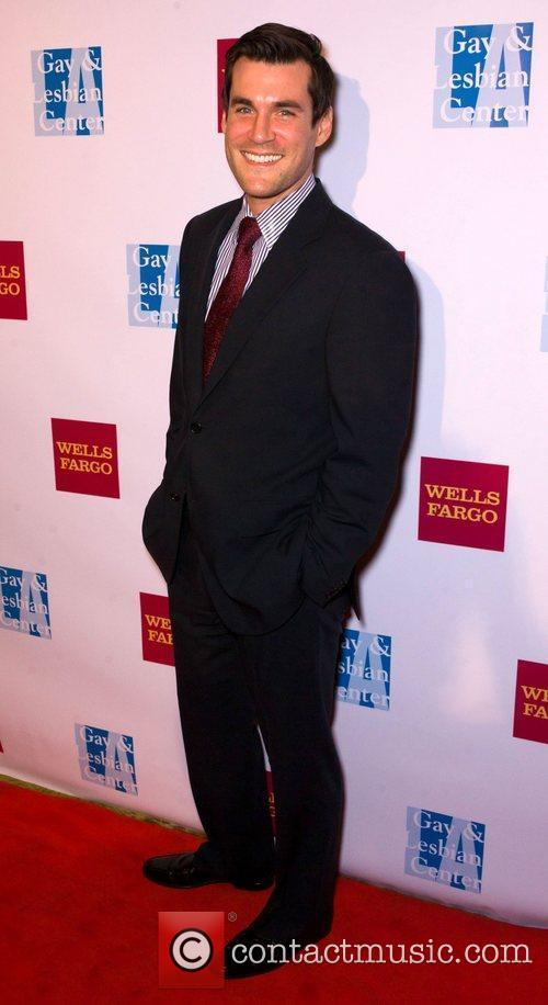 Sean Maher L.A. Gay and Lesbian Center's 40th...