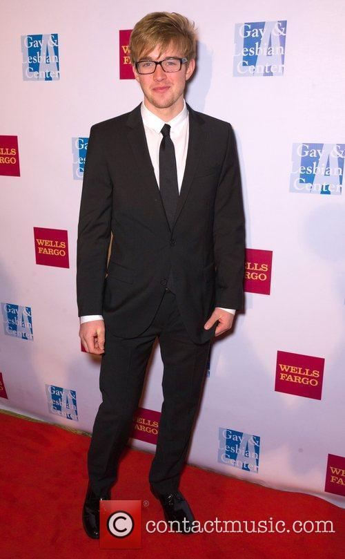 Chandler Massey L.A. Gay and Lesbian Center's 40th...
