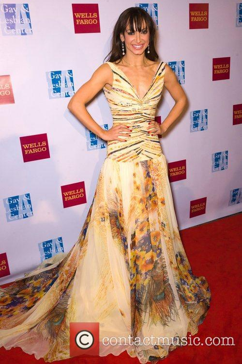 Karina Smirnoff L.A. Gay and Lesbian Center's 40th...