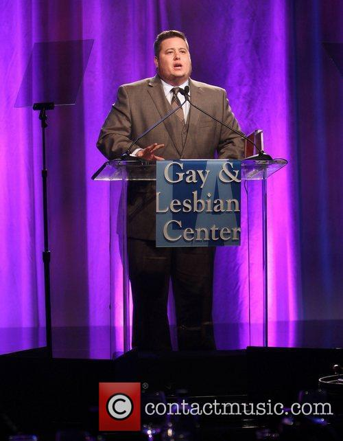 Chaz Bono L.A. Gay and Lesbian Center's 40th...