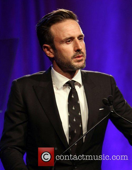 David Arquette L.A. Gay and Lesbian Center's 40th...