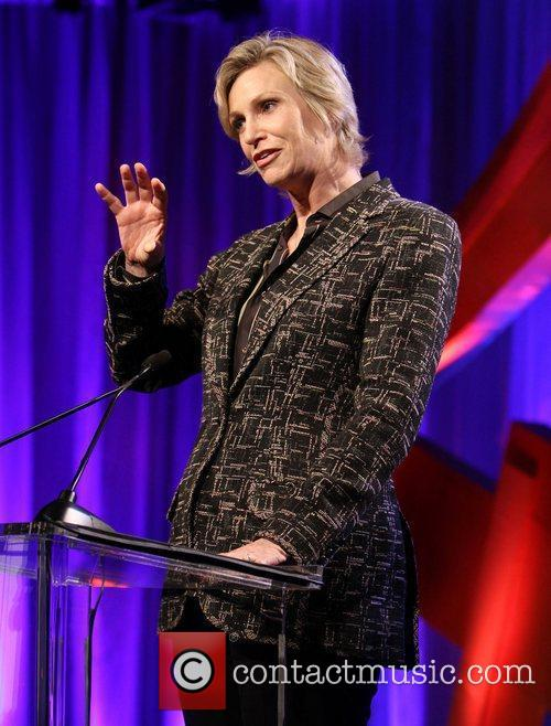 Jane Lynch L.A. Gay and Lesbian Center's 40th...