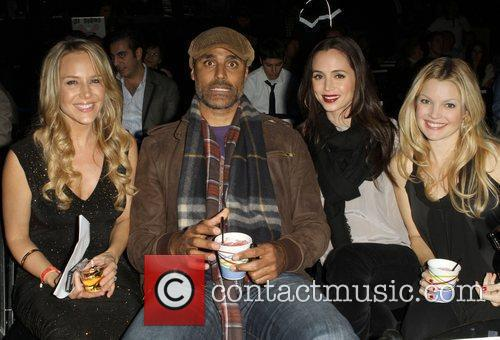 Julie Benz, Clare Kramer, Eliza Dushku and Rick Fox 3
