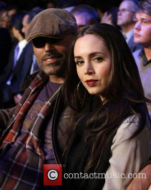 Rick Fox and Eliza Dushku 5