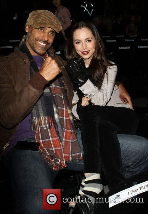 Rick Fox and Eliza Dushku 8