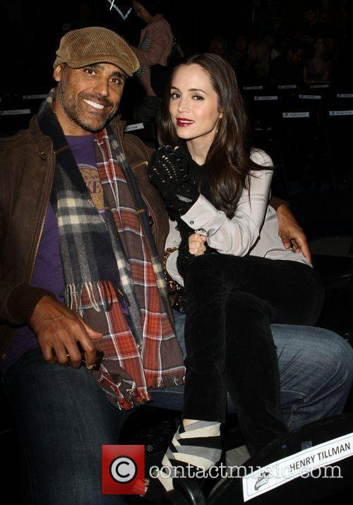 Rick Fox and Eliza Dushku 3