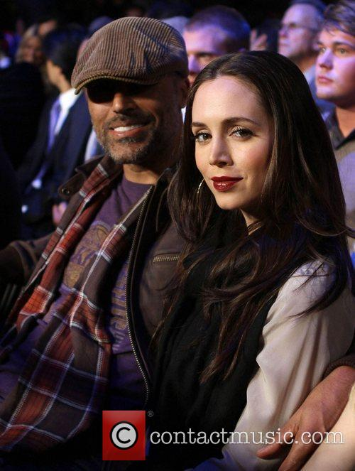 Rick Fox and Eliza Dushku 4