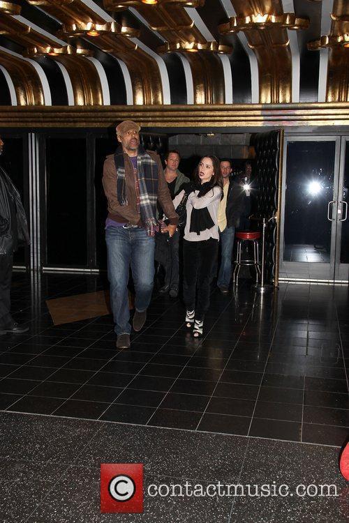 Rick Fox and Eliza Dushku 1