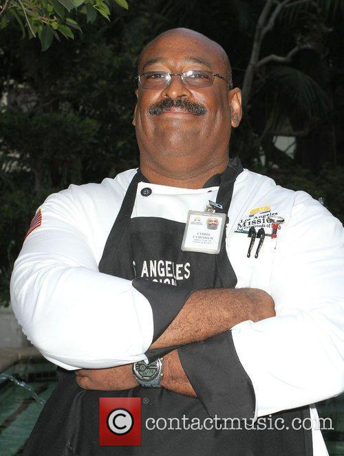 Chef Chris Cormier Los Angeles Mission 75th Anniversary...