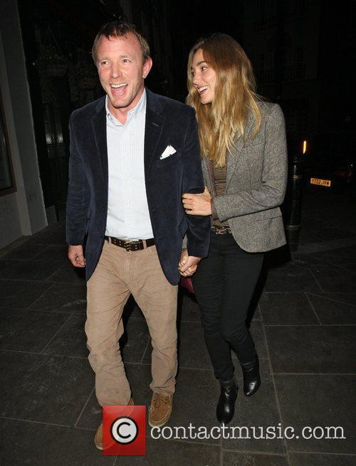 guy ritchie and partner jacqui ainsley leaving 3623077