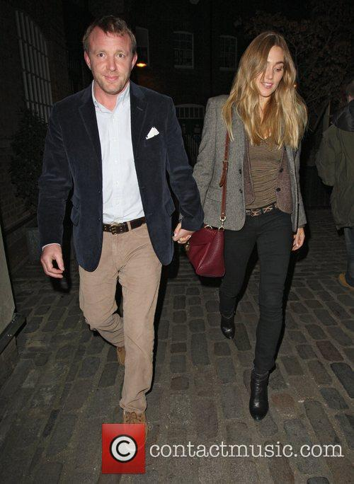 Guy Ritchie and Gwyneth Paltrow 6