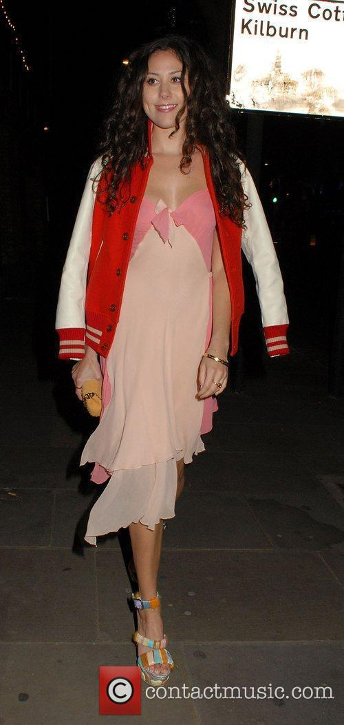 Eliza Doolittle,  La Soiree press night held...