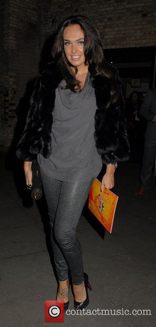 Tamara Ecclestone,  La Soiree press night held...