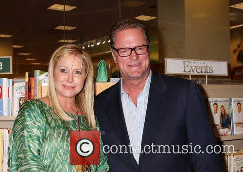 Kathy Hilton and Rick Hilton La Toya Jackson...