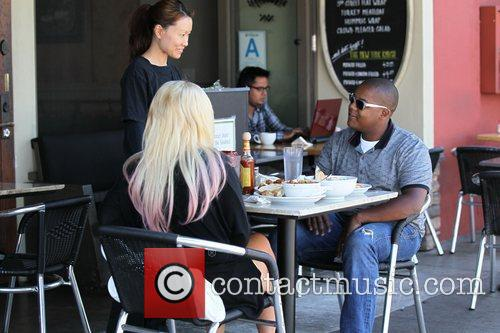 Dancing With The Stars, Kyle Massey and Lacey Schwimmer 22