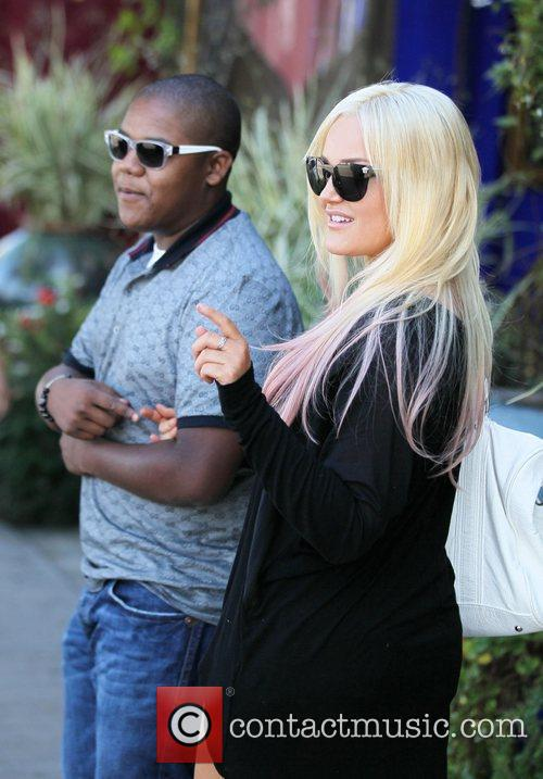 Dancing With The Stars, Kyle Massey and Lacey Schwimmer 13