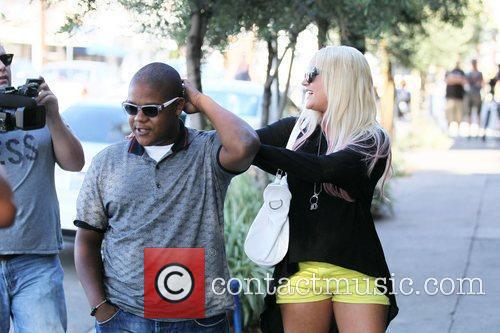 Dancing With The Stars, Kyle Massey and Lacey Schwimmer 12