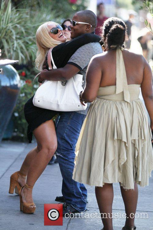 Dancing With The Stars, Kyle Massey and Lacey Schwimmer 26