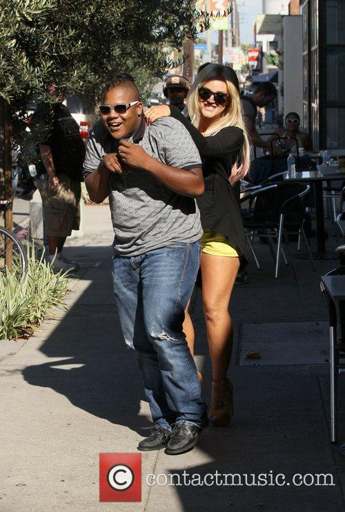 Dancing With The Stars, Kyle Massey and Lacey Schwimmer 17
