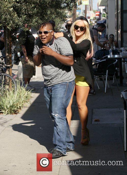 Dancing With The Stars, Kyle Massey and Lacey Schwimmer 10
