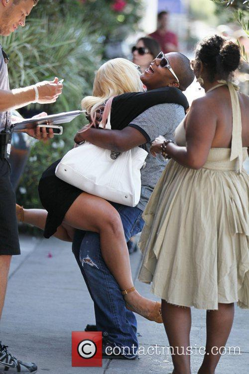 Dancing With The Stars, Kyle Massey and Lacey Schwimmer 15