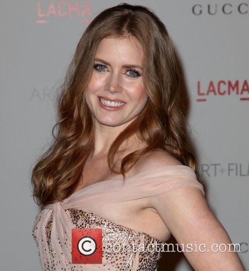 Amy Adams  LACMA's Art And Film Gala...