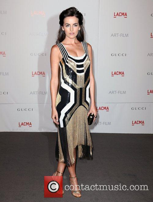 Camilla Belle LACMA's Art And Film Gala Honoring...