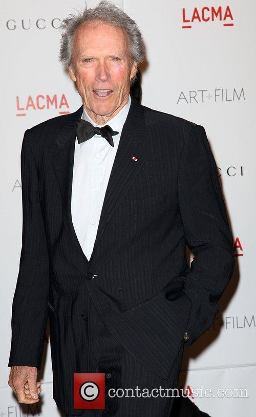 LACMA's Art And Film Gala Honoring Clint Eastwood...