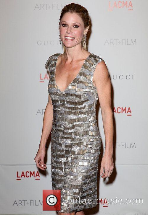 Julie Bowen LACMA's Art And Film Gala Honoring...