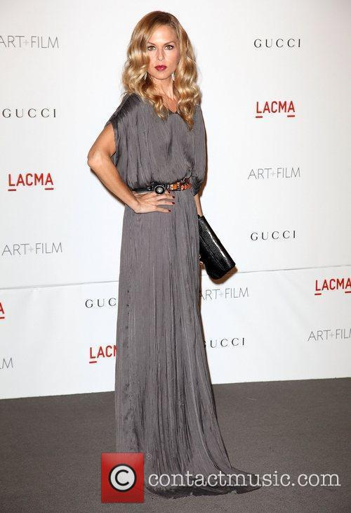 Rachel Zoe LACMA's Art And Film Gala Honoring...