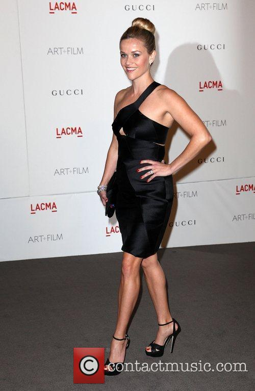 Reese Witherspoon LACMA's Art And Film Gala Honoring...