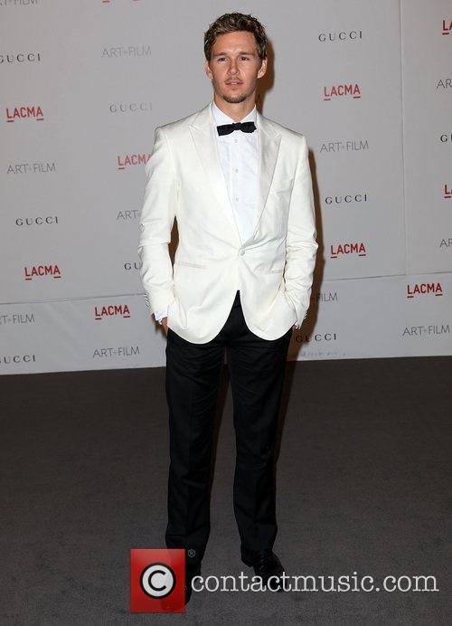 Ryan Kwanten LACMA's Art And Film Gala Honoring...