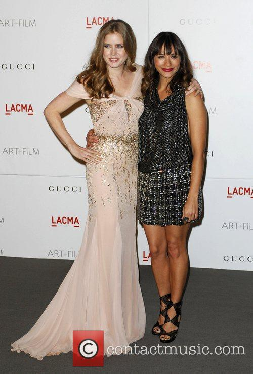 Amy Adams, Rashida Jones  LACMA's Art And...