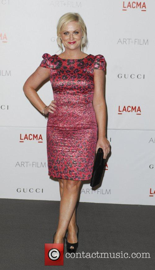 Amy Poehler  LACMA's Art And Film Gala...