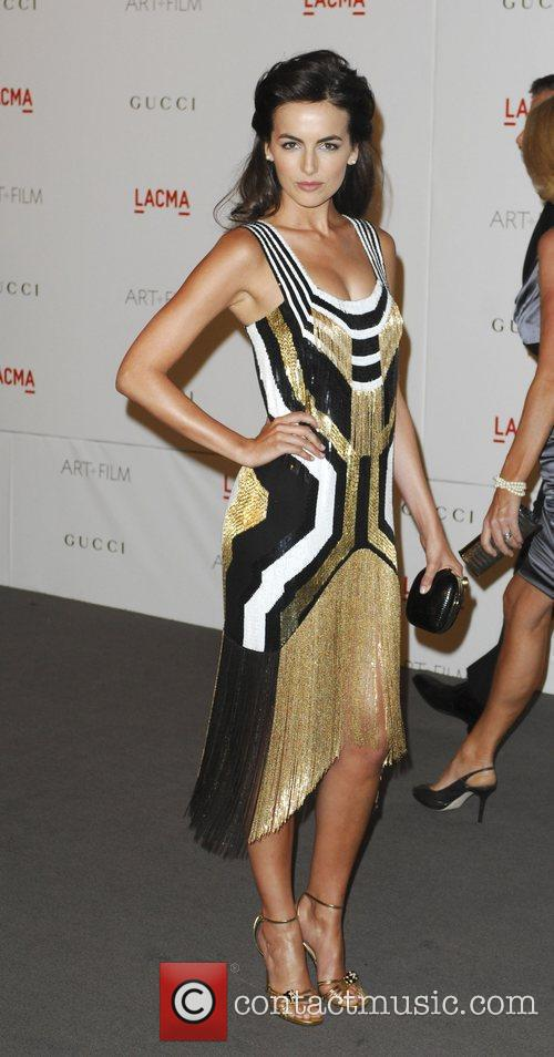 Camilla Belle  LACMA's Art And Film Gala...
