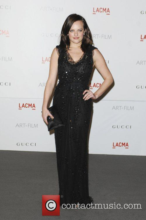 Elisabeth Moss  LACMA's Art And Film Gala...