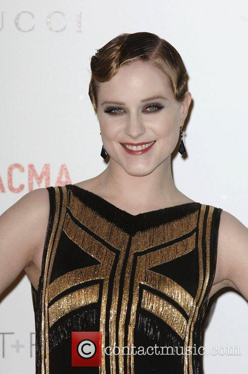 Evan Rachel Wood  LACMA's Art And Film...