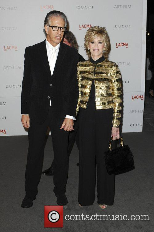 Jane Fonda  LACMA's Art And Film Gala...
