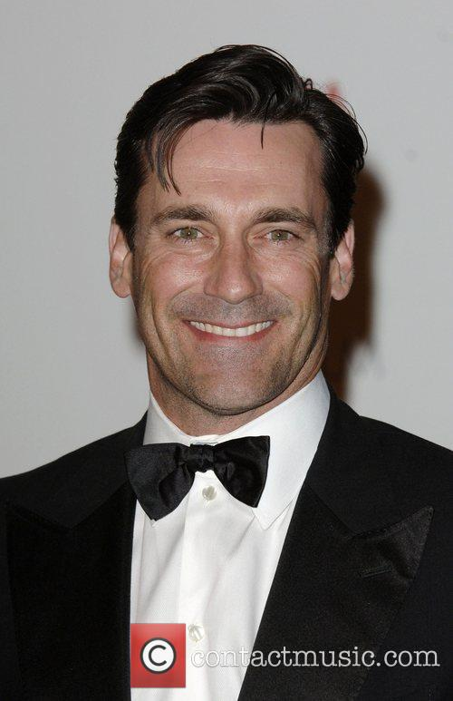 Jon Hamm  LACMA's Art And Film Gala...