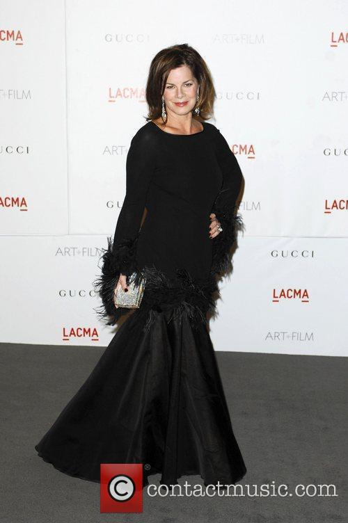 Marcia Gay Harden  LACMA's Art And Film...