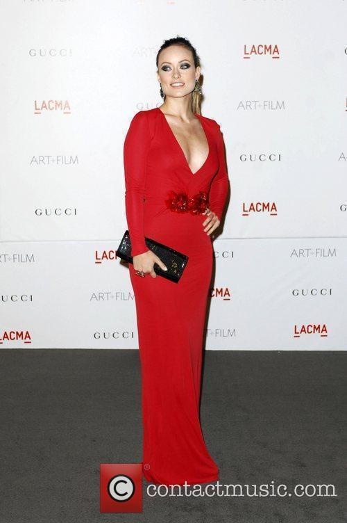 Olivia Wilde  LACMA's Art And Film Gala...