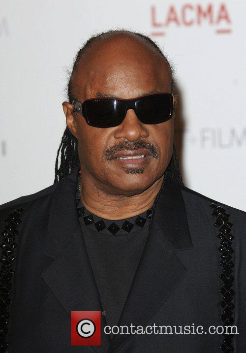 Stevie Wonder  LACMA's Art And Film Gala...