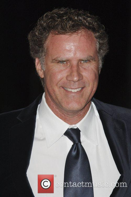 Will Ferrell  LACMA's Art And Film Gala...