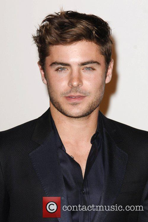 Zac Efron  LACMA's Art And Film Gala...