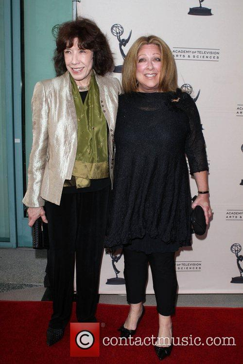 Lily Tomlin, Elayne Boosler The Academy of Television...