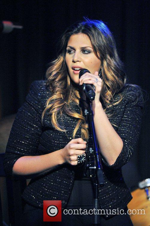 Lady Antebellum  perform live and unplugged at...